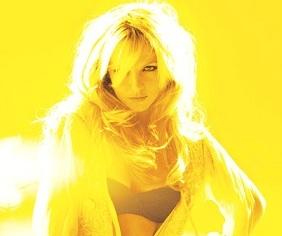 Britney Spears on V Magazine Cover