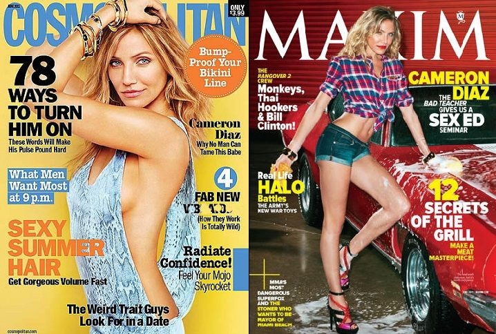 cameron diaz cosmopolitan photos. Cameron#39;s June Covers of