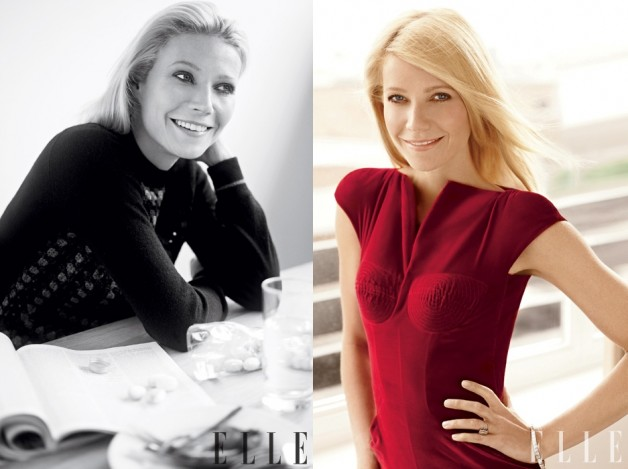 Gwenyth Paltrow September Cover Elle