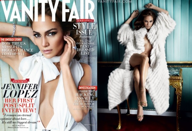 Jennifer Lopez  Vanity Fair