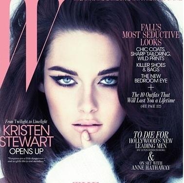 Kristen Stewart for WMagazine my Mario Testino