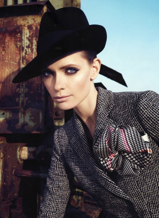 ccc922ea2993f Get the Fashion Fix on Fall 2012 Trends in Harper s Bazaar UK