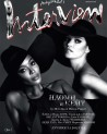 Kate Moss & Naomi Campbell Interview Germany Cover