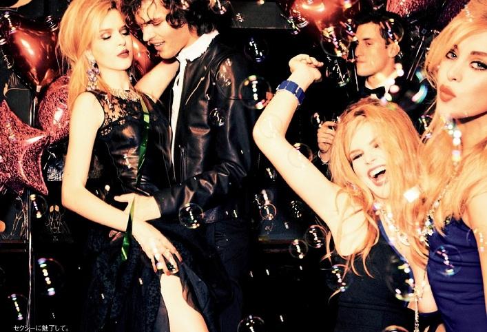 PartyDollsEllenVonUnwerthVogueJapan