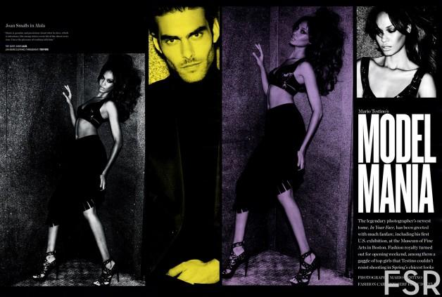 'ModelMania'byMarioTestinoVMagazine#81