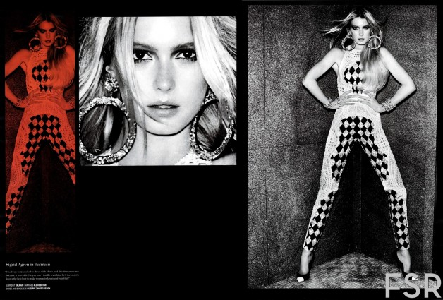 f'ModelMania'byMarioTestinoVMagazine#81