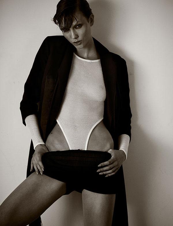Karlie Kloss by Mariano Vivanco Muse Magazine