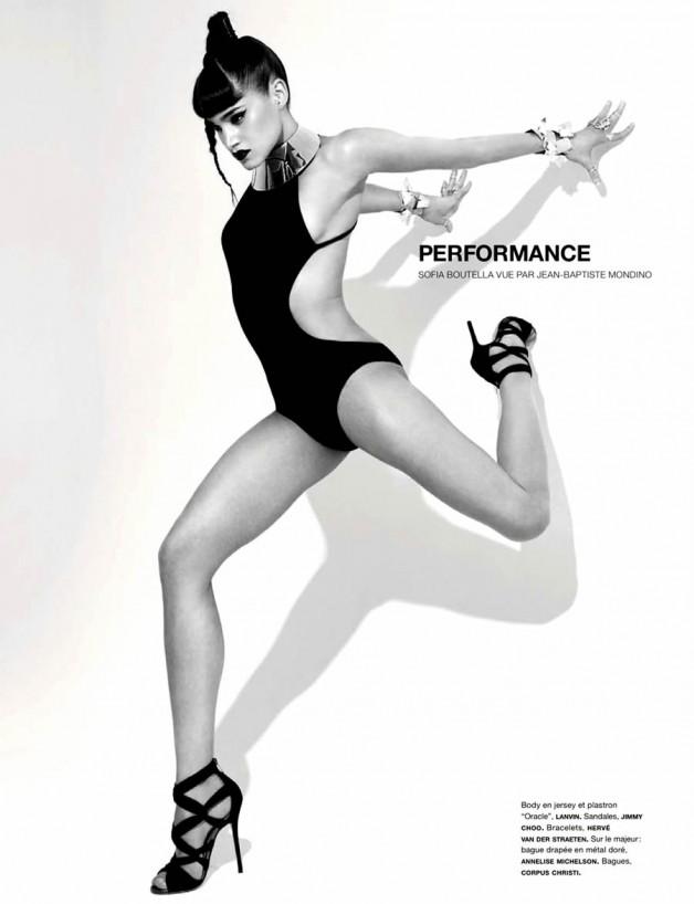 SofiaBoutellain'Performance'byJean-BaptisteMondinoforNuméroFrance