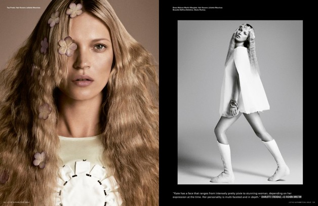 KateMossbyDaniele&Iangoi-DMagazinePreSpring2013