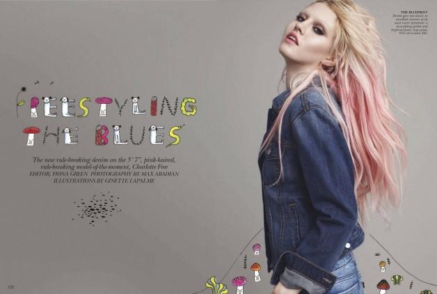 CharlotteFree'FreestylingtheBlues'MaxAbadianFlareMagazine