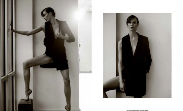 Karlie Kloss 11.01.13 by Mariano Vivanco for Muse Magazine