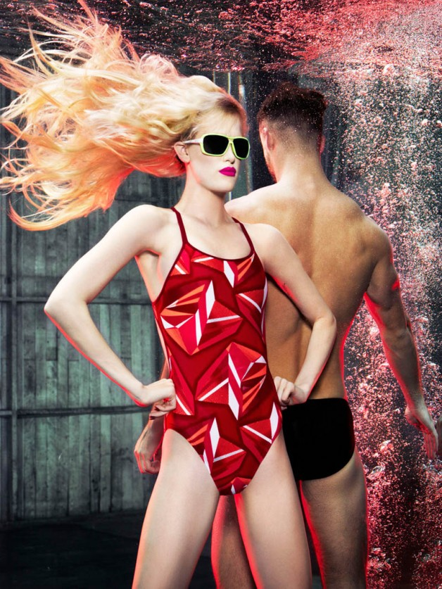 Douglas Friedman Underwater Style Vogue It 11