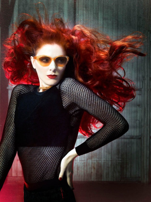 Douglas Friedman Underwater Style Vogue It 2