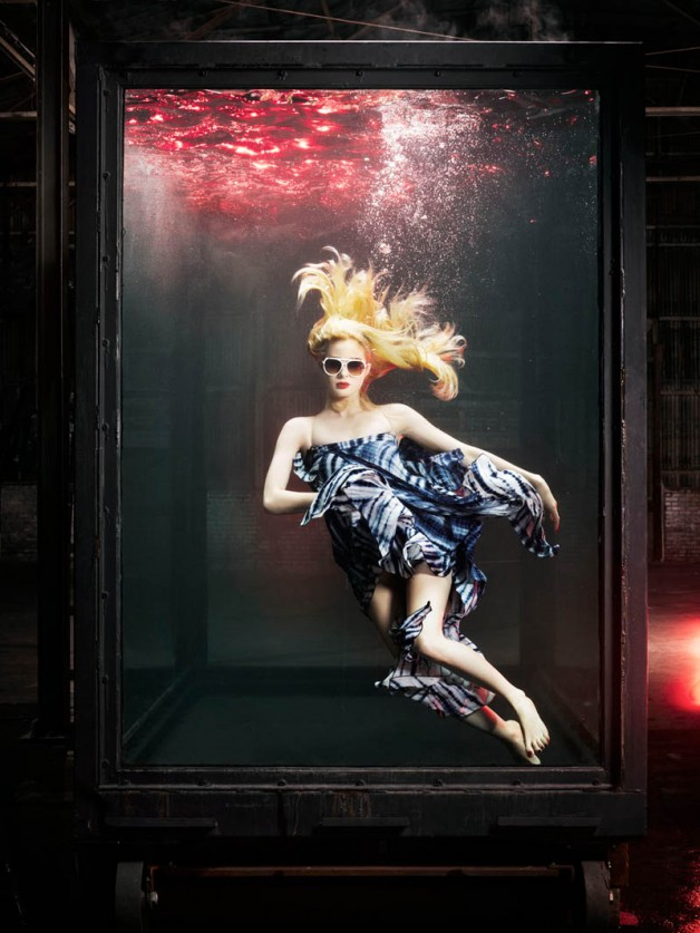 Douglas Friedman Underwater Style Vogue It 4