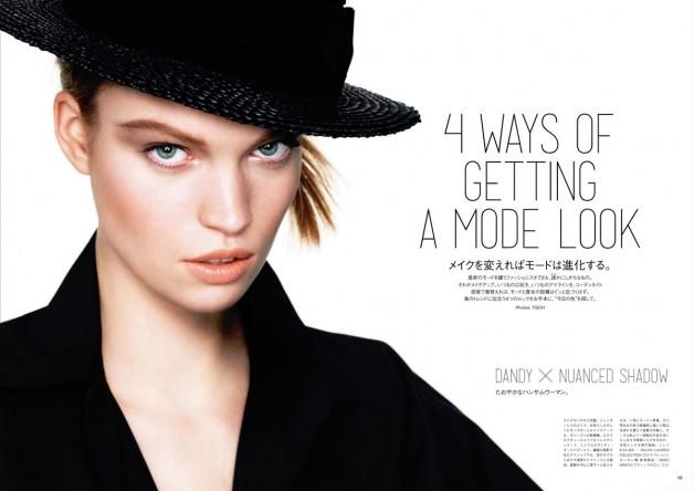 Luisa Bianchin by Tisch Vogue Japan 1