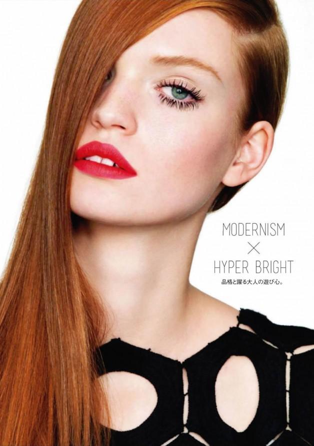 Luisa Bianchin by Tisch for Vogue Japan 10