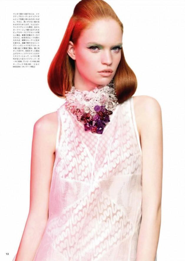 Luisa Bianchin by Tisch for Vogue Japan 5