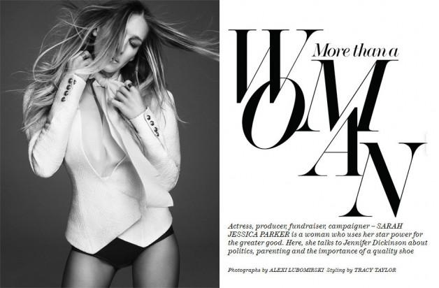 Sarah Jessica Parker Edit Magazine 4