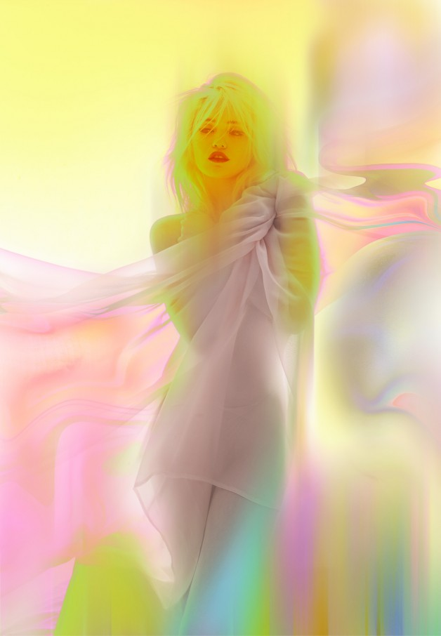 Sky Ferreira Nick Knight  AnOther Man Magazine