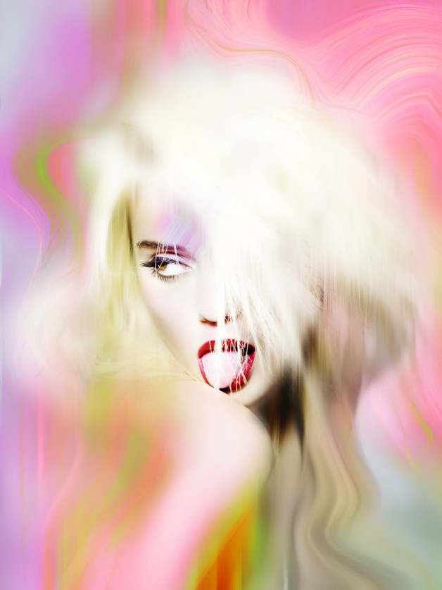 Sky Ferreira by Nick Knight for AnOther Man Magazine 03