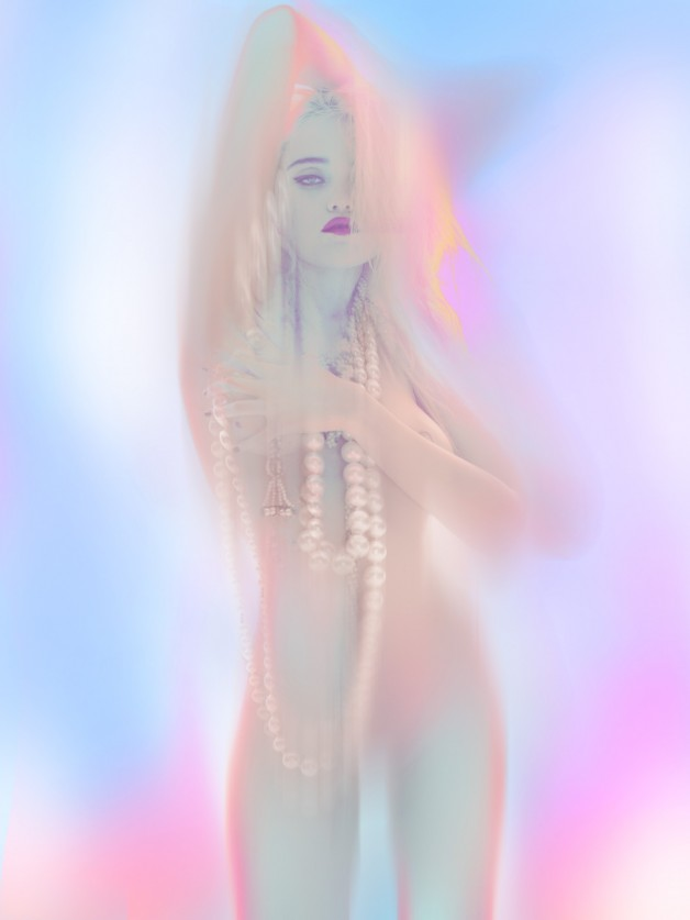 Sky Ferreira by Nick Knight for AnOther Man Magazine