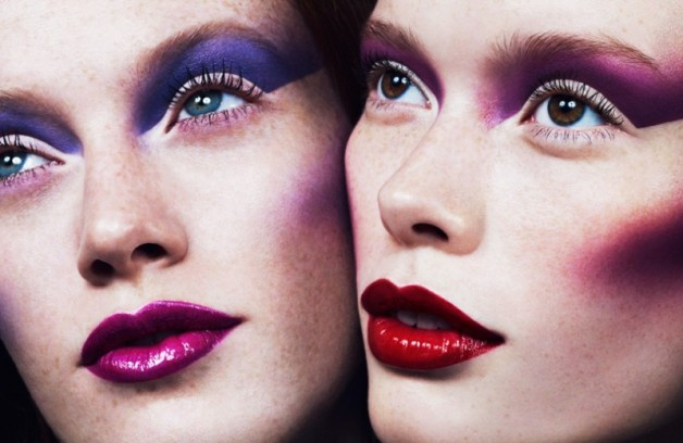 double face by marcus ohlsson