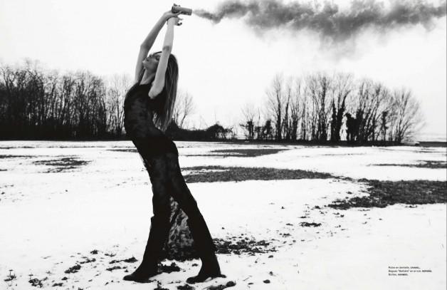 Anna Selezneva 'Ritual' Numero Magazine 1