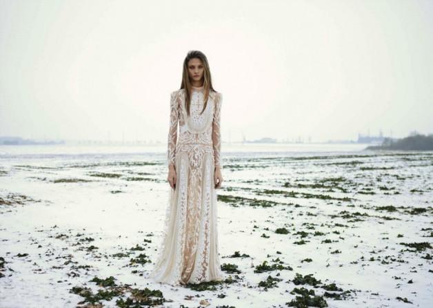 Anna Selezneva 'Ritual' Numero Magazine 4
