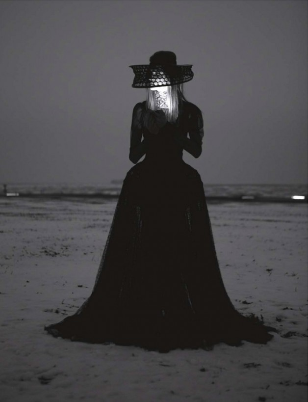 Anna Selezneva 'Ritual' Numero Magazine 6