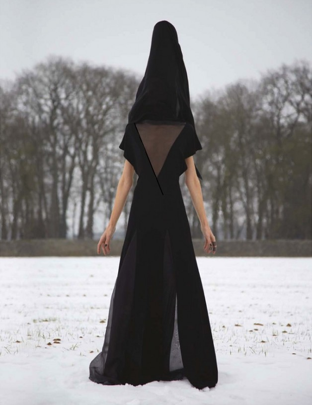 Anna Selezneva 'Ritual' Numero Magazine