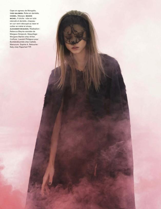 Anna Selezneva 'Ritual' Numero Magazine 7
