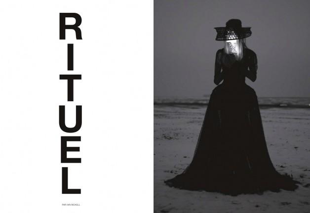 Anna Selezneva 'Ritual' Numero Magazine 8