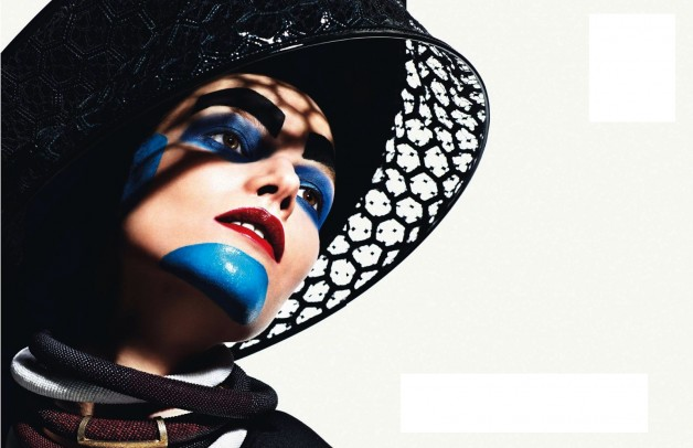 Mario Sorrenti Esprit Tribal Vogue Paris 4