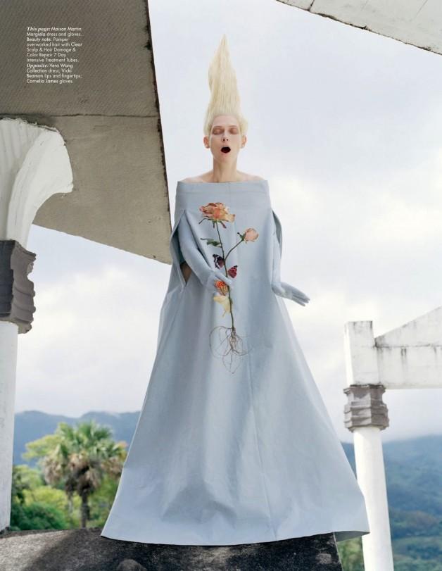 Tilda Swinton W Magazine 15