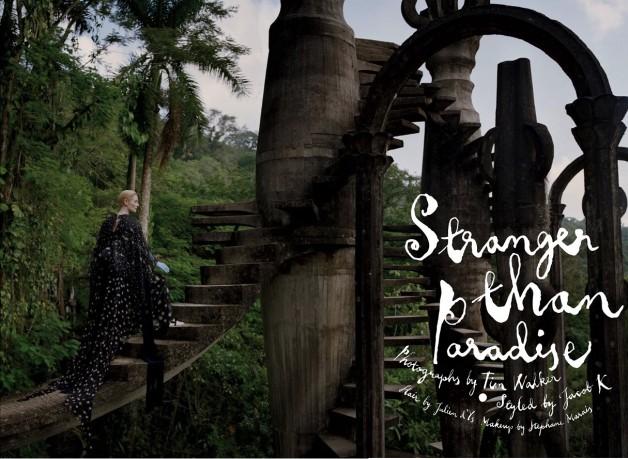Tilda Swinton W Magazine 2
