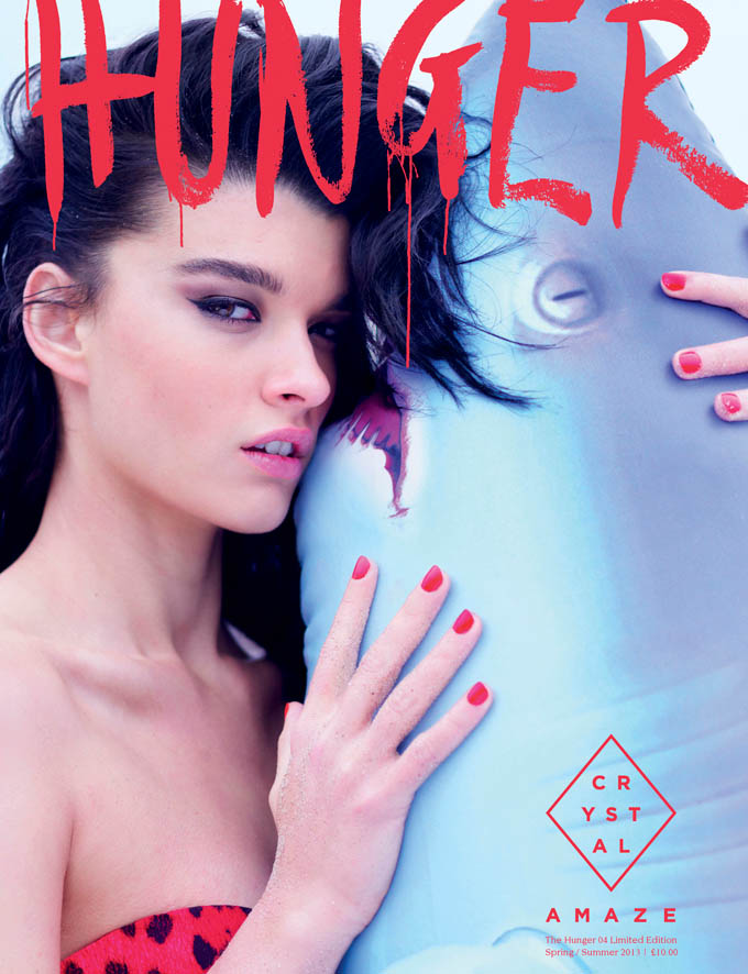 crystal renn hunger cover