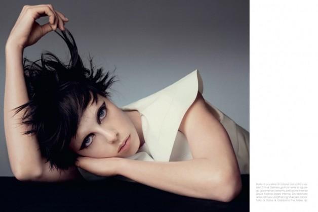 edie-campbell Vogue Italia 5