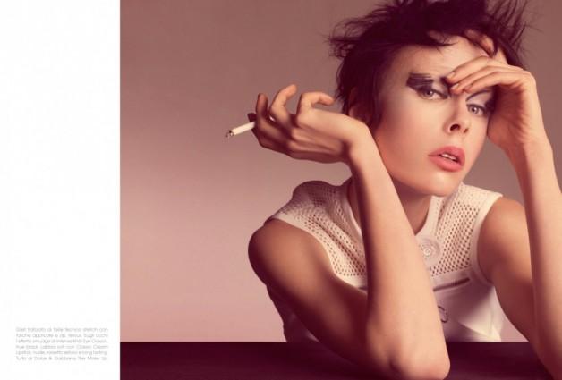 edie-campbell Vogue Italia3