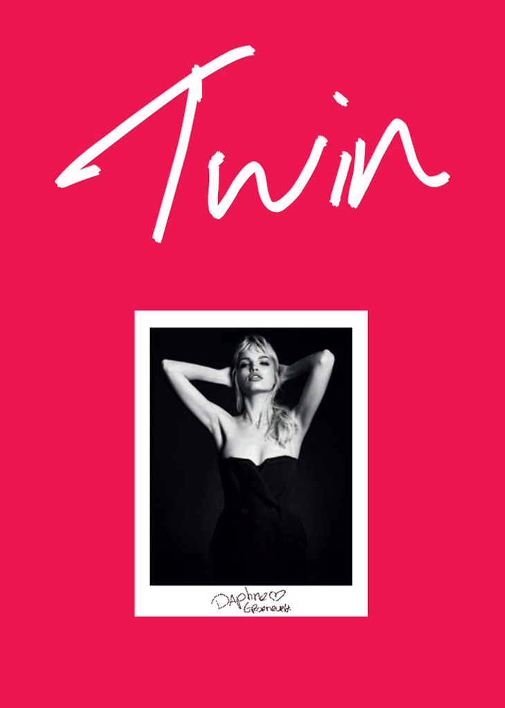 Daphne-Groeneveld-Twin-Magazine-Cover