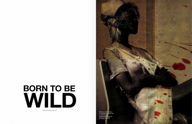 Born to be Wild Anthony Maule Numero 3