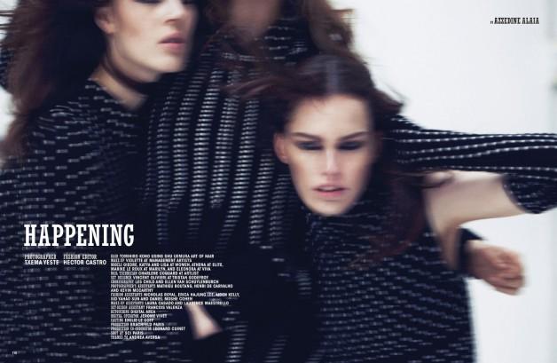 Txema Yeste 10 Magazine feature