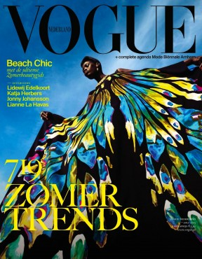 vogue netherlands cover