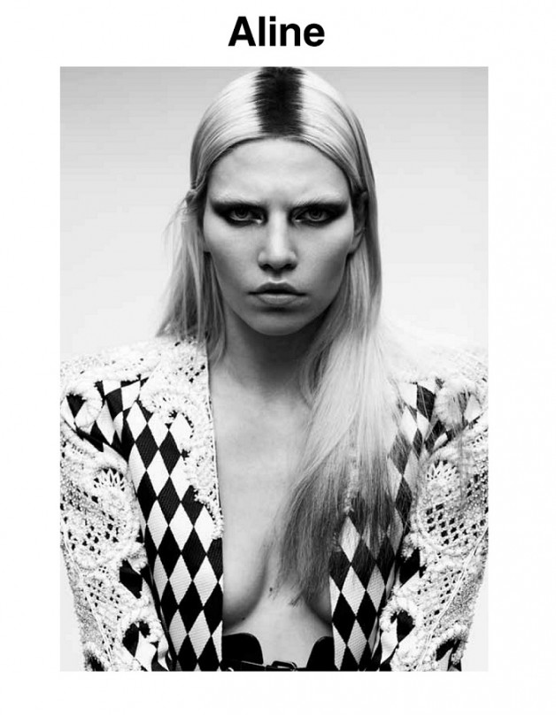 Aline Weber by Tetsuharu Kubota (The Other - Lurve #7 Summer 2013) 1
