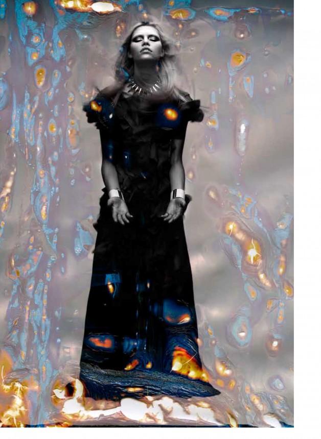 Aline Weber by Tetsuharu Kubota (The Other - Lurve #7 Summer 2013) 3 (1)