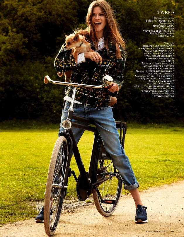 Fashion Forward Vogue Netherlands August 2013 39
