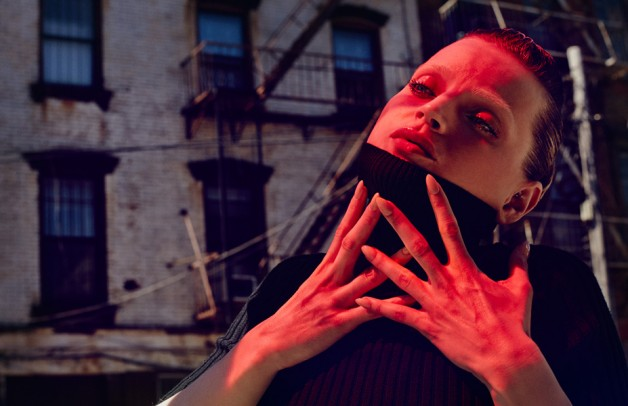 Guinevere van Seenus by Txema Yeste for Numero 1