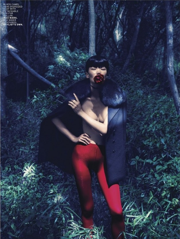 Gwen Lu By Chuando And Frey For L'officiel Singapore 10