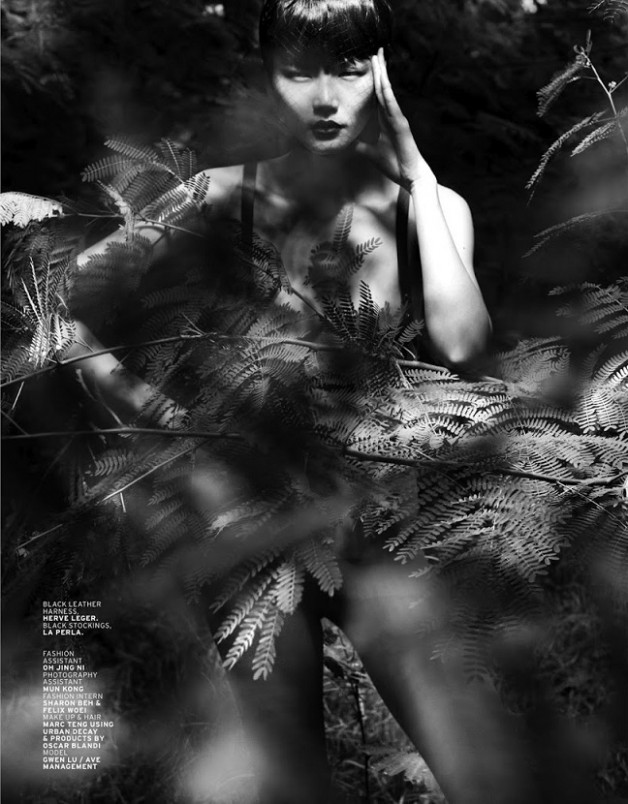 Gwen Lu By Chuando And Frey For L'officiel Singapore 5