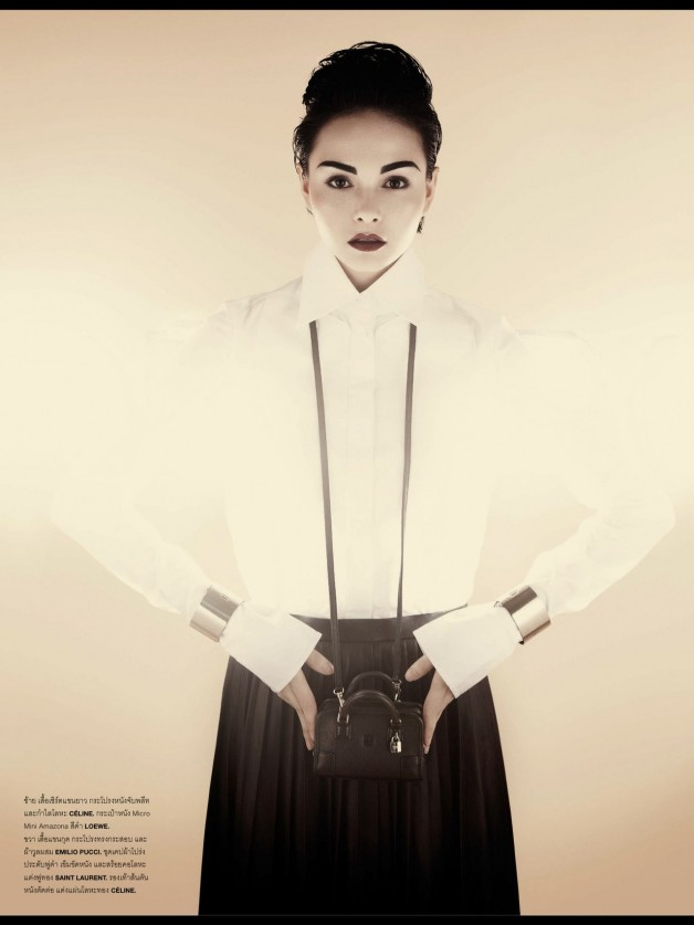 Jessica Amornkuldilok by Thananon Thanakornkarn Numero Thailand2