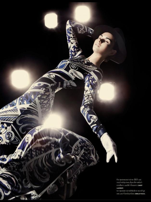 Jessica Amornkuldilok by Thananon Thanakornkarn Numero Thailand4
